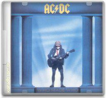 ACDC乐队who made who
