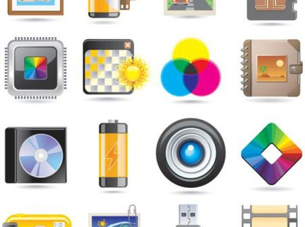 BEAUTIFUL ICONS – VECTOR